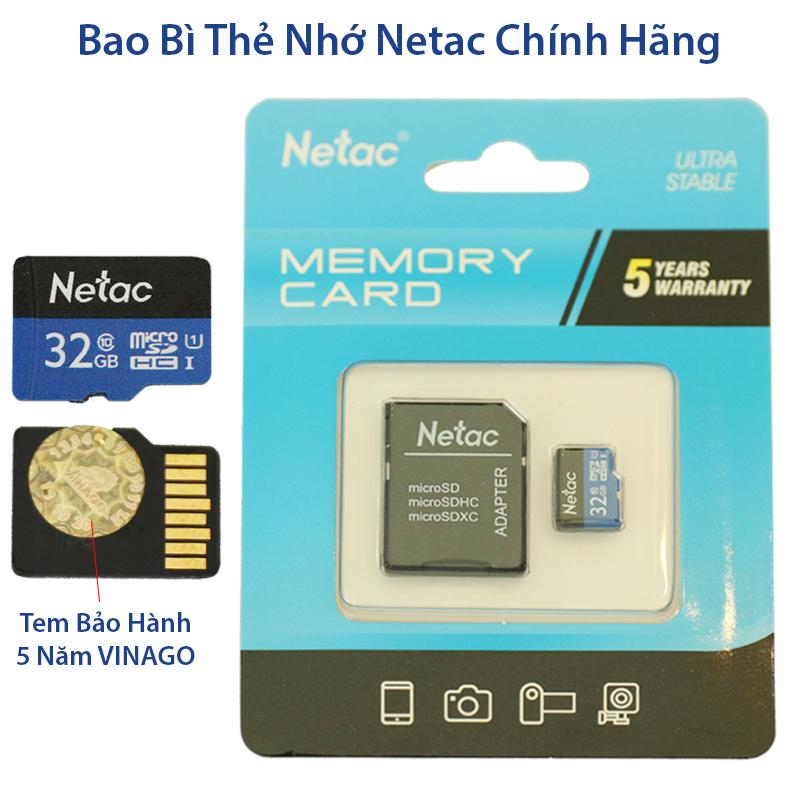 Thẻ nhớ Netac